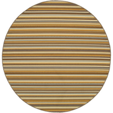 jcpenney.com | Covington Home Stripe Indoor/Outdoor Round Rug