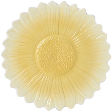 jcpenney.com | Pfaltzgraff® Rooster Meadow Sunflower Serving Platter