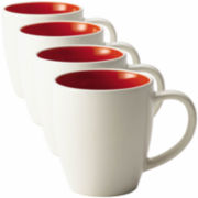 Rachael Ray® Rise Set of 4 Mugs