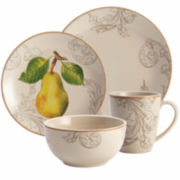 BonJour® Orchard Harvest 16-pc. Dinnerware Set