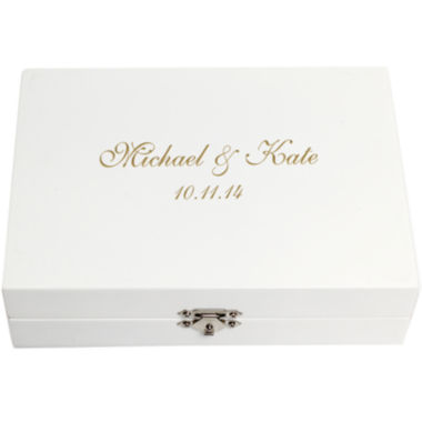 jcpenney.com | Cathy's Concepts Personalized Ring Bearer Pillow Box