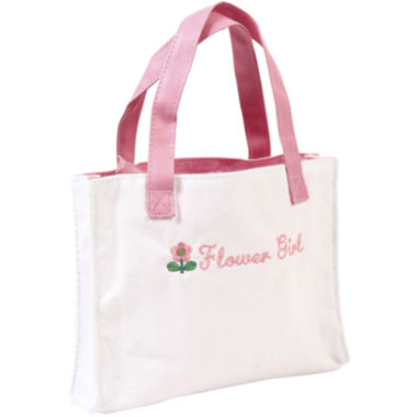 jcpenney.com | Cathy's Concepts Personalized Flower Girl Tote Bag