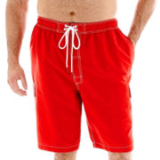 The Foundry Supply Co.™ Solid Swim Trunks–Big & Tall