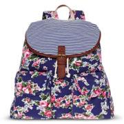 Olsenboye® Mixed Media Backpack