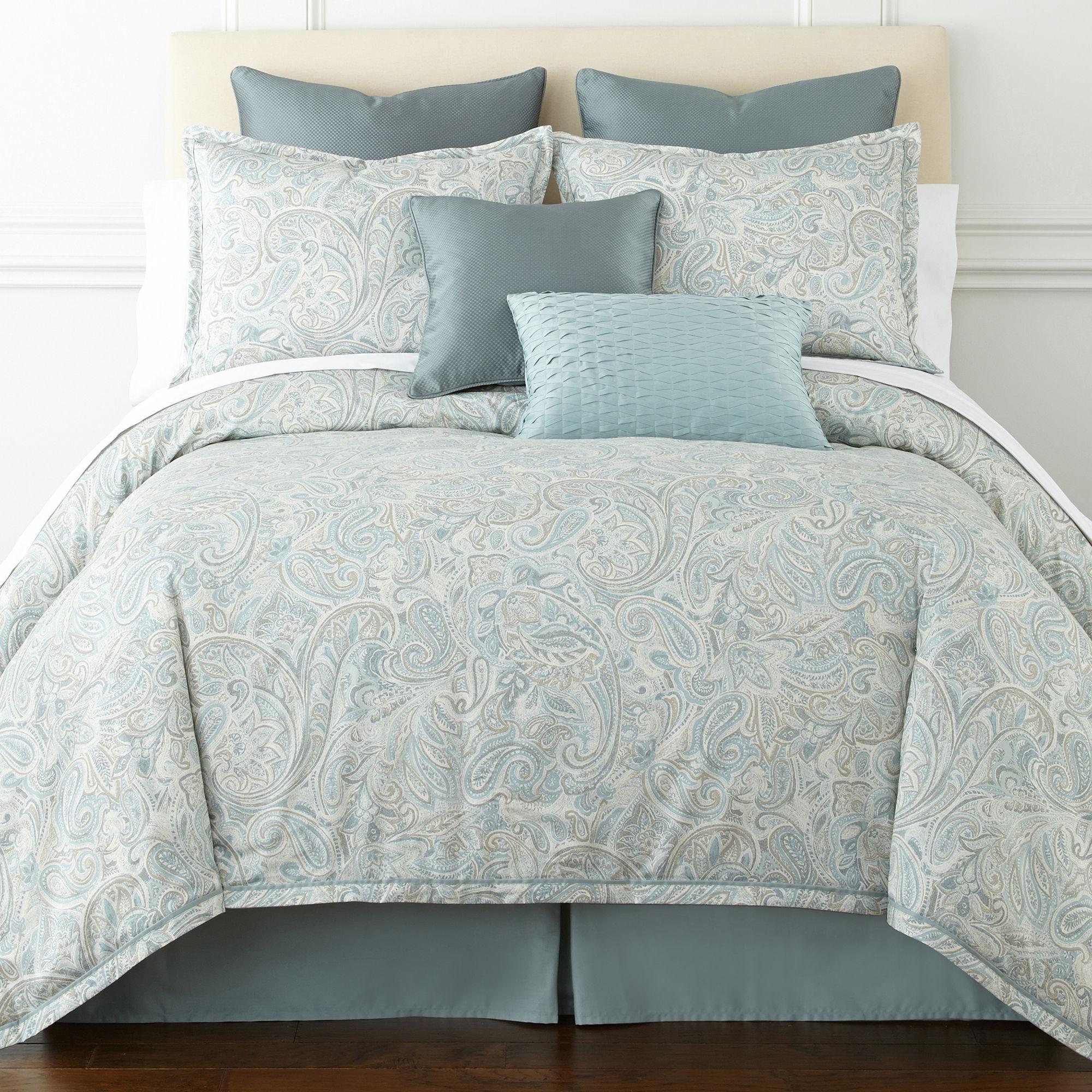 Buy Liz Claiborne Amhurst 4 Pc Paisley Comforter Set