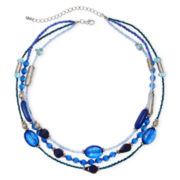 Arizona 3-Row Seed Bead Necklace