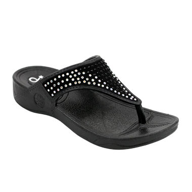 jcpenney.com | OMGirl Sommer Multi-Rhinestone Molded Girls Flip-Flop Sandals - Little Kids