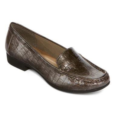 jcpenney.com | east 5th® Zanny Moc-Toe Loafers
