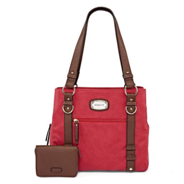jcpenney.com | Rosetti® Edge Out Double-Handle Satchel
