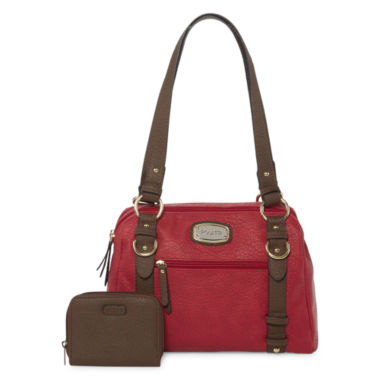 jcpenney.com | Rosetti® Edge Out Satchel