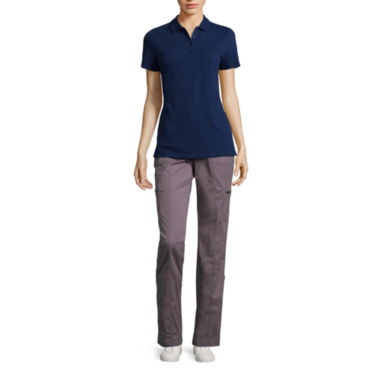 jcpenney.com | St. John's Bay® Short-Sleeve Polo Shirt or Convertible Cargo Pants - Tall