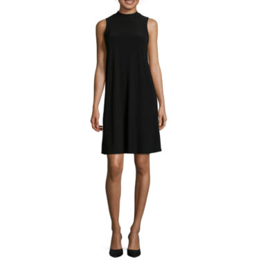 jcpenney.com | Tiana B. Sleeveless A-Line Trapeze Dress - Tall