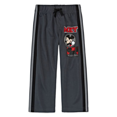 jcpenney.com | Okie Dokie® Mickey Mouse Athletic Pants - Toddler Boys 2t-5t