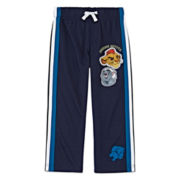 Okie Dokie® Lion Guard Athletic Pants - Toddler Boys 2t-5t