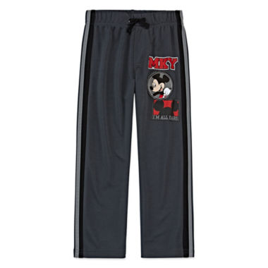 jcpenney.com | Okie Dokie® Mickey Mouse Athletic Pants - Preschool Boys 4-7