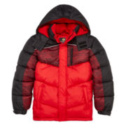 Xersion® Promo Puffer Long-Sleeve Jacket - Toddler Boys 2t-4t