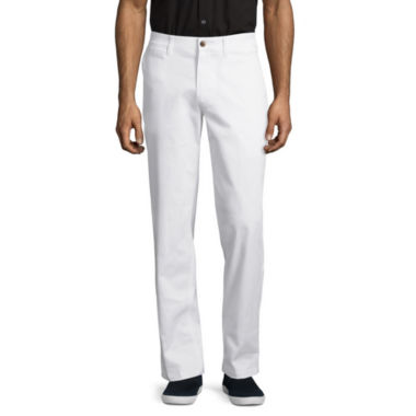 jcpenney.com | St John's Bay® Comfort Stretch Power Chinos