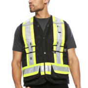 Work King® High Visibility Surveyor Vest