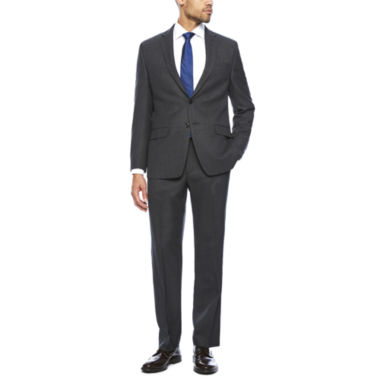 jcpenney.com | Collection by Michael Strahan Charcoal Neat Suit- Classic