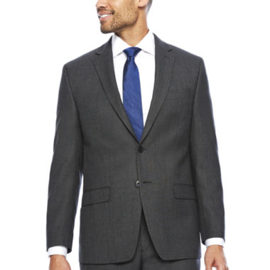jcpenney.com | Collection by Michael Strahan Charcoal Neat Jacket