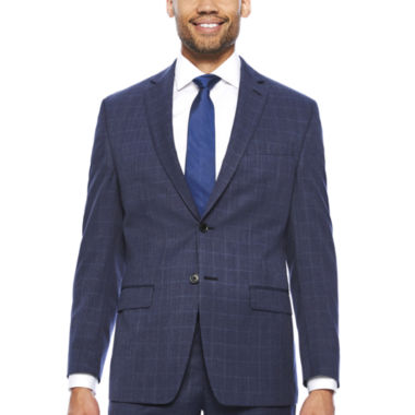 jcpenney.com | Collection by Michael Strahan Blue Classic Fit Jacket