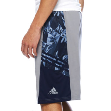 jcpenney.com | adidas® Team Speed Urban Jungle Shorts