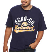 Ecko Unltd.® Short-Sleeve Rhino Cotton Tee