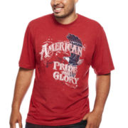 Lee® Short-Sleeve Rebel T-Shirt - Big & Tall
