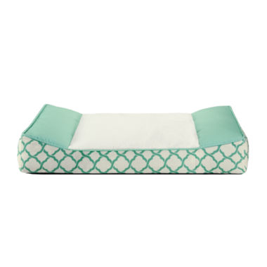 "jcpenney.com | Intelligent Design 42x24"" Piper Stretch Pet Lounger"