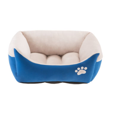 "jcpenney.com | Soft Touch 21x25"" Ringo Cuffed-Box Pet Bed"
