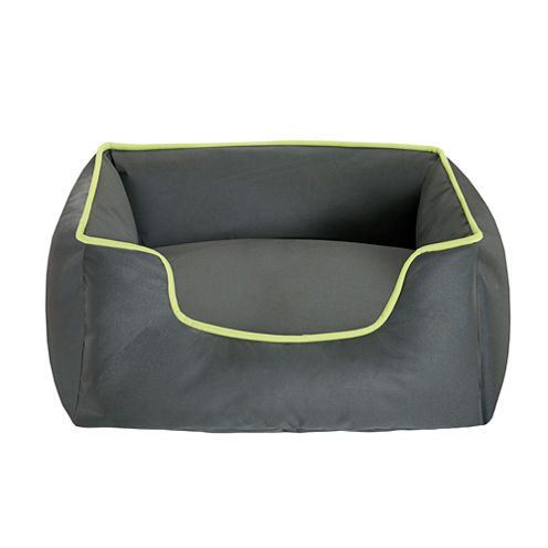 Track & Tail Jack Box Bed Rectangular Cuddler 25X21