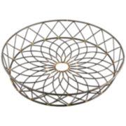 Thirstystone® Urban Farm Galvanized Wire Basket