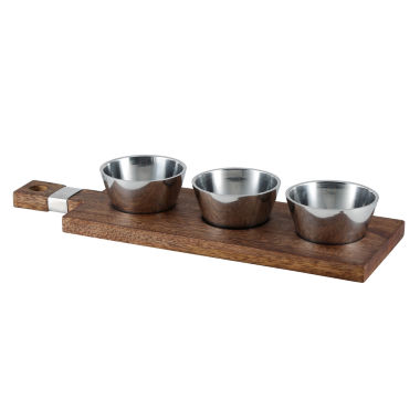 jcpenney.com | Thirstystone® Pueblo Springs 4-pc. Condiment Set