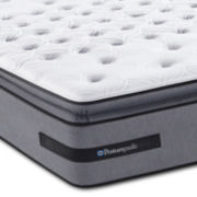 Sealy® Posturepedic® Plus Livermore Valley Plush - Mattress + Box Spring