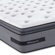 Sealy Posturepedic® Livermore Valley Cushion Firm Euro Pillow-Top Mattress Only