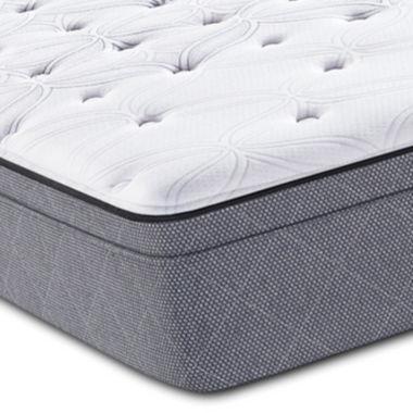 jcpenney.com | Sealy® Posturepedic Iguaza Falls Plush Euro-Top - Mattress Only