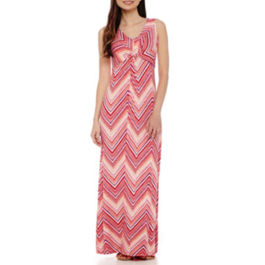 jcpenney.com | St. John's Bay® Sleeveless Maxi Dress - Petite