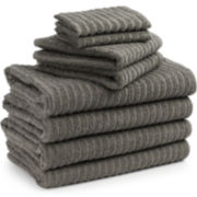 Cambridge™ Super Dry 8-pc. Bath Towel Set