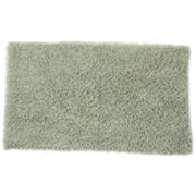 Castle Hill London Chenille Shaggy Bath Rug Collection
