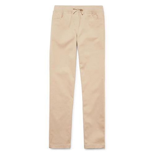 IZOD® Pull-On Skinny Pants - Girls 7-16 and Plus