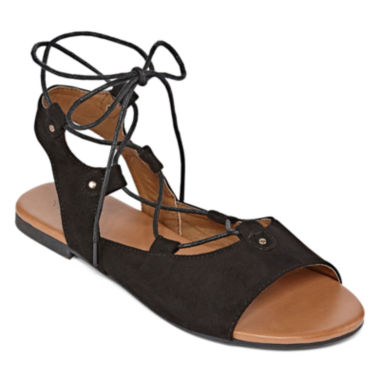 jcpenney.com | GC Shoes Brownie Points Lace-Up Sandals