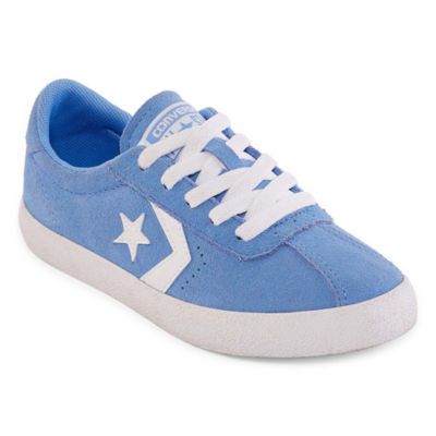 Converse Breakpoint Suede Girls Sneakers - Little Kids Big Kids ... 65bd80b25657
