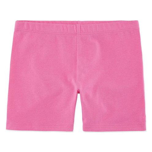 Okie Dokie Pull-On Shorts Toddler Girls
