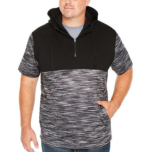 The Foundry Big & Tall Supply Co. Foundry Short Sleeve Fleece ...