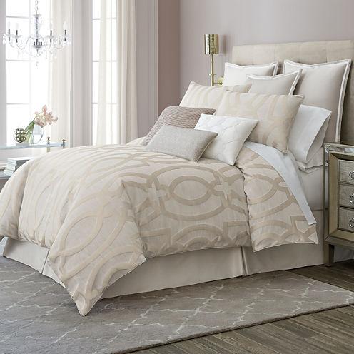 Liz Claiborne® Raleigh 4-pc. Comforter Set