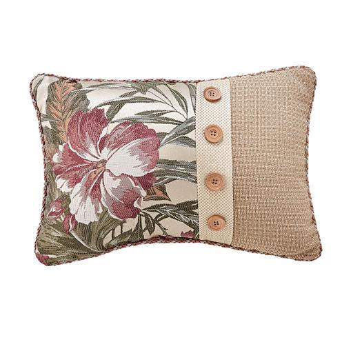 Croscill Classics Anguilla Rectangular Throw Pillow