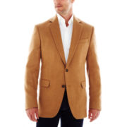 Stafford® Signature Camel Hair Sport Coat - Classic Fit