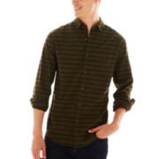 William Rast™ Striped Woven Shirt