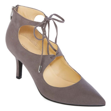 jcpenney.com | Liz Claiborne® Ivy Tie Dress Pumps