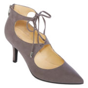Liz Claiborne® Ivy Tie Dress Pumps
